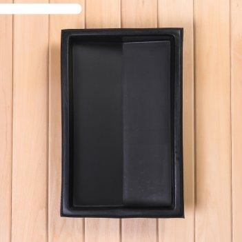 Форма для конька на забор, 41 x 24,5 x 7.5 см