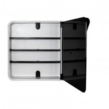 Ящик для лекарств, цвет дверцы чёрный