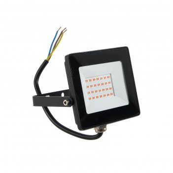 Прожектор светодиодный smartbuy fl smd light, фито, 20 вт, ip65