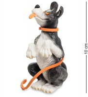 Pr-ruf07 статуэтка собака (not now! rufus. parastone)