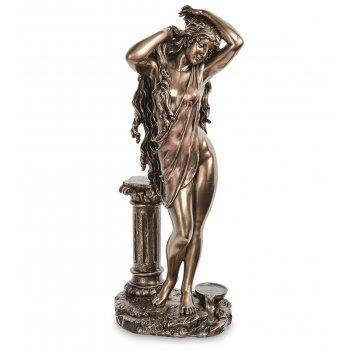 Ws-1109 статуэтка «афродита - богиня красоты и любви»