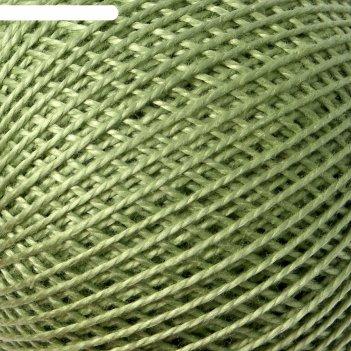 Нитки вязальные ирис 150м/25гр 100% мерсеризованный хлопок цвет 4302