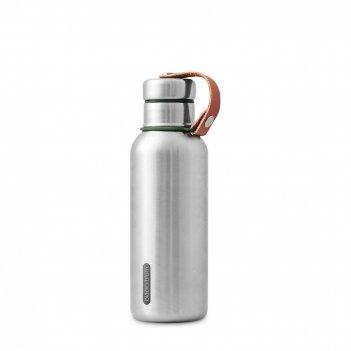 Фляга , объем: 500 мл, материал: нержавеющая сталь, цвет: оливковый, black