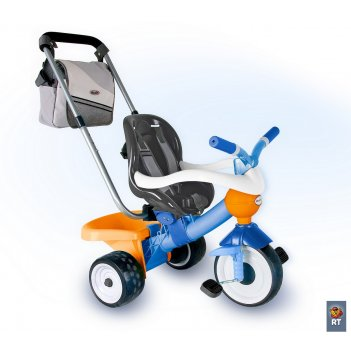 891-14 coloma comfort angel blue/orange aluminium