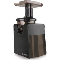 Соковыжималка vitek vt-1608, 300 вт, шнековая, автоматический выброс мякот