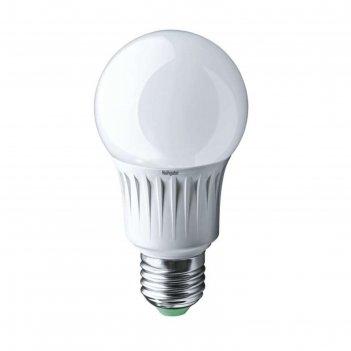 Лампа светодиодная 94 388 nll-a60-10-230-4k-e27 10вт грушевидная 4000к бел