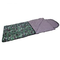 Спальный мешок аляска  ( -5с, тк.таффета цв. кмф)