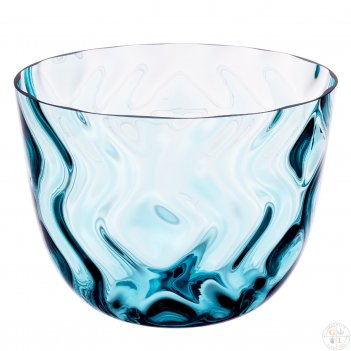 Конфетница crystalite bohemia optic rhythm 18 см