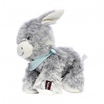 Мягкая игрушка kaloo ослик, коллекция друзья, размер 19 см