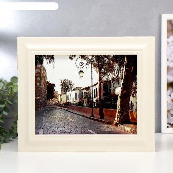 Ключница улица в венеции  26х31х4,5 см