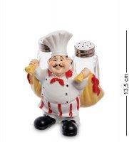 Hf-58 фигурка повар с солонкой и перечницей