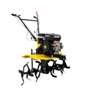 Мотоблок huter мк-7500м-10, бенз., 7.5 л.с., 5.5 квт, 2/1 ск., шир./гл. 10