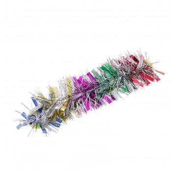 Карнавальный браслет радуга