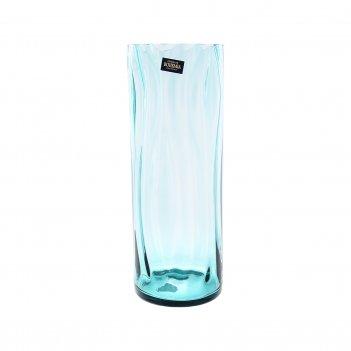 Ваза для цветов crystalite giftware 26см