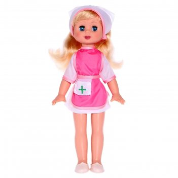 Кукла лариса-медсестра