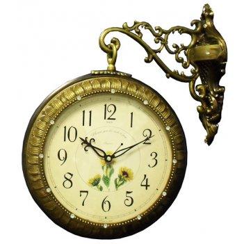Настенные часы на подвесе b&s sa3201