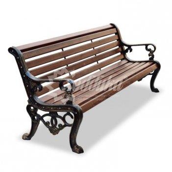Скамейка парковая «аллея»