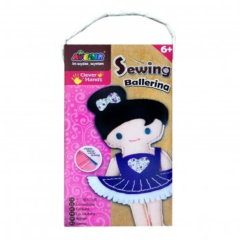 Набор для шитья «балерина»