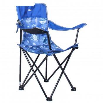 Стул «премиум 5» с подлокотниками псп5, размер 82х50х76 см, цвет джинс/син