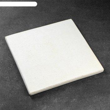Камень для выпечки квадратный, 35х35х2см