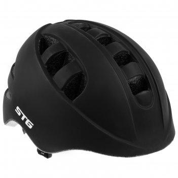 Шлем велосипедиста stg, размер s, ma-2-b