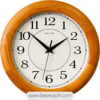 Настенные часы салют дс - бб27 - 014