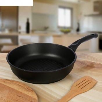 Сковорода-гриль d=26 см litta