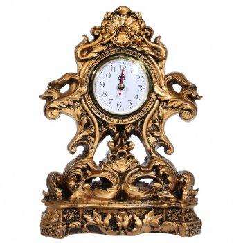 Часы настольные декоративные, l21 w10 h30 см, (1хаа не прилаг.)