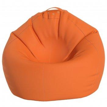 Кресло-мешок малыш, ткань нейлон, цвет оранжевый