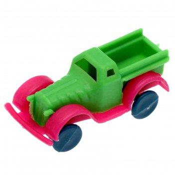 Игрушка для капсул грузовик, d=35 мм, микс