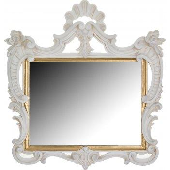 Зеркало настенное 60*55/29*39 см.
