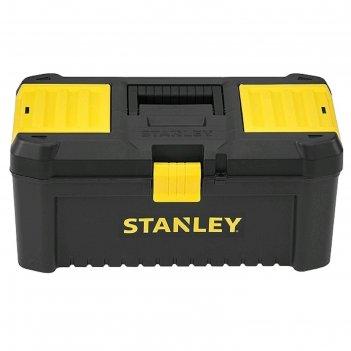 Ящик для инструментов stanley stst1-75517, 16, металлическая рукоятка, пла