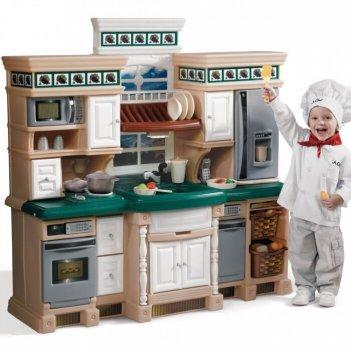 Игровая кухня люкс