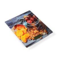 Весы кухонные scarlett sc-ks57p33, электронные, до 8 кг, стекло, сухофрукт