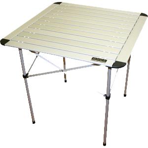 Стол походный easy table (6.25кг, 69х69х69,алюмин.каркас и реечн