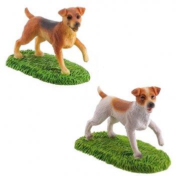 Фигурка декоративная собака, h5.5 см, 2 в. (без инд.упаковки...