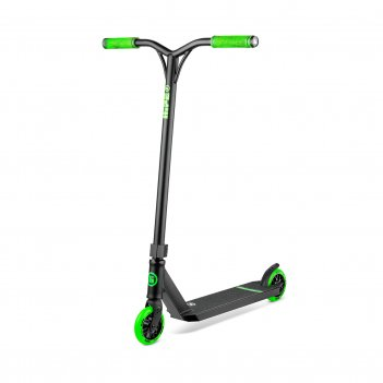 Самокат hipe h3 black/green 2020