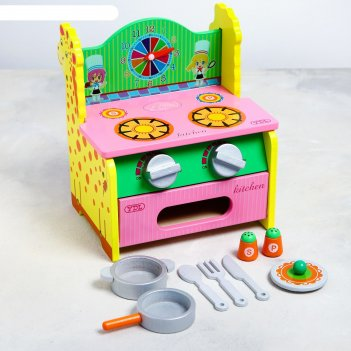 Игровой набор «кухня-жираф» 27x21x7 см