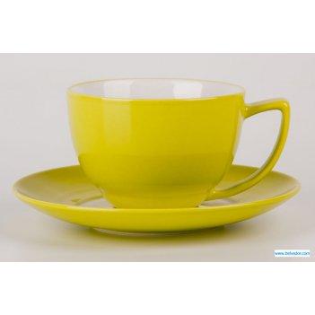 Кофейная пара вехтерсбах зеленая на 6 персон