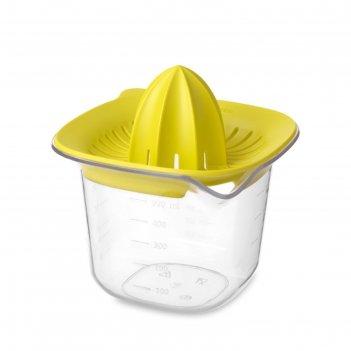 Мерный стакан, соковыжималка brabantia, цвет жёлтый