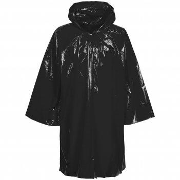 Дождевик-плащ cloudtime, черный
