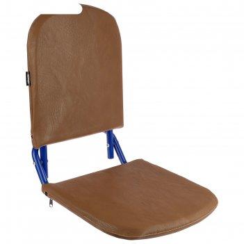Кресло для лодки, раскладное с поворотным механизмом