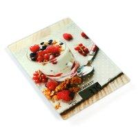 Весы кухонные scarlett sc-ks57p22, электронные, 5 кг, здоровый завтрак