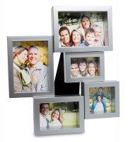 Chk-133 фоторамка настенная семейная история на 5 фото