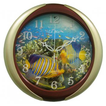 Настенные часы la mer gc011009 (мелодии океана)