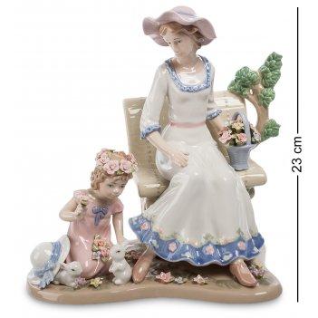 Cms-20/30 композиция дама с дочерью (pavone)