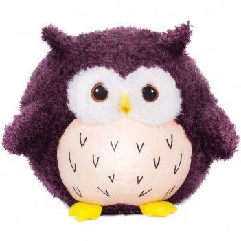 Мягкая игрушка «сова сычик», 30 см