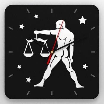 Часы со знаком зодиака весы