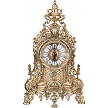 Часы каминные высота=42 см.ширина=25 см.