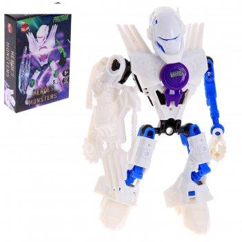 Конструктор-робот монстр prizrak
